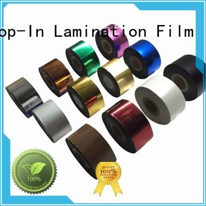 Top-In heat transfer film factory for wall pictures