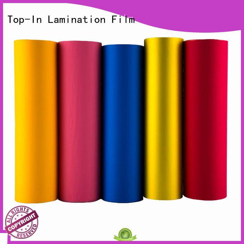 pink velvet film supplier for advertising prints