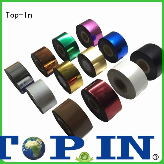 Wholesale easy operation laser foil printing Top-In Brand