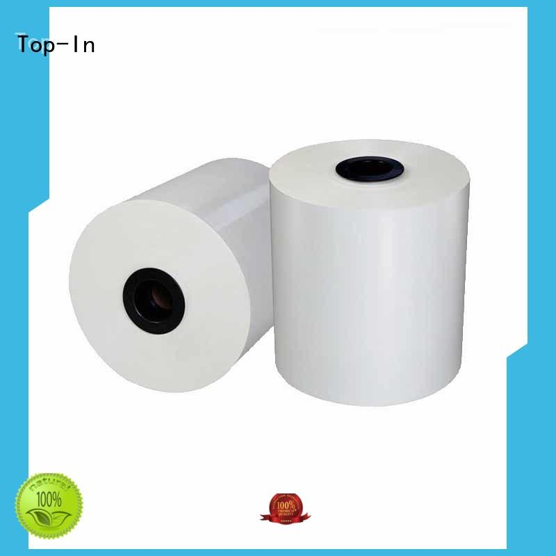 popular cost-efficient white bopp food packaging Top-In