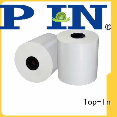 white bopp matt for magazines Top-In