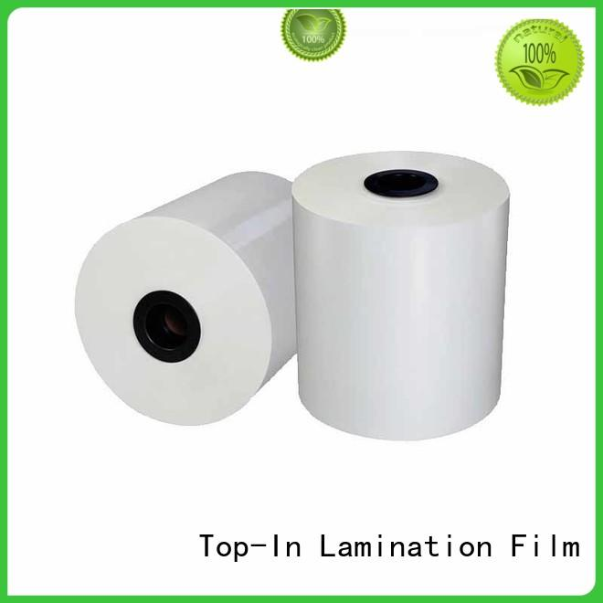 Top-In Brand paper box popular cost-efficient posters white bopp