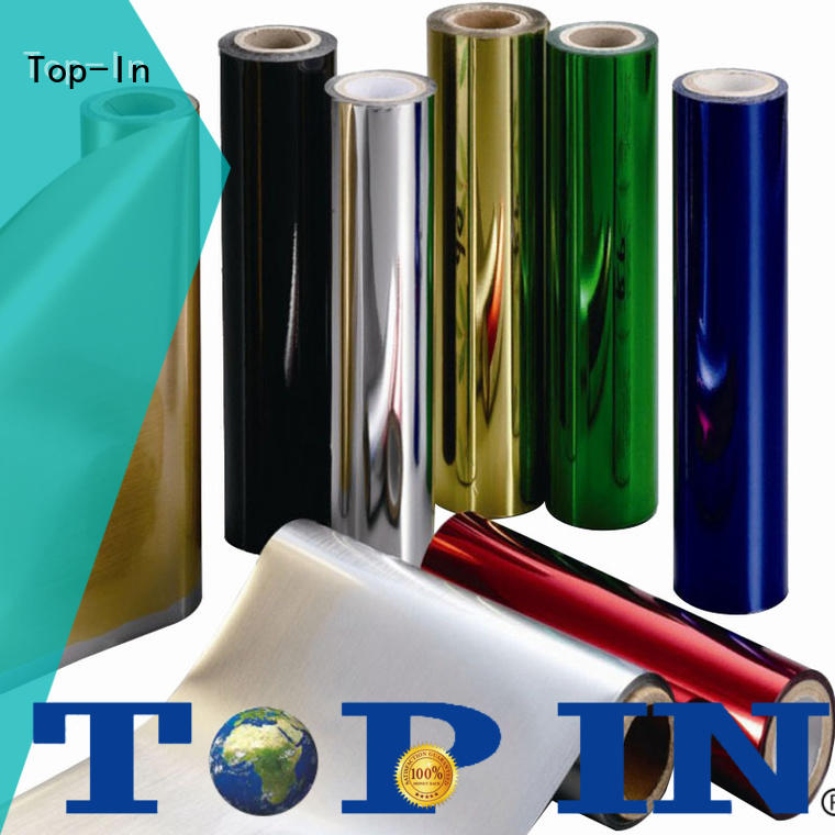 Top-In pet film wholesale for wrapping flowers