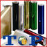 blue pet foil wholesale for alcohol packaging