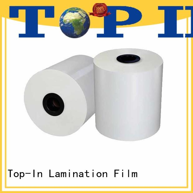 18mic30mic bopp super white film matt for posters Top-In