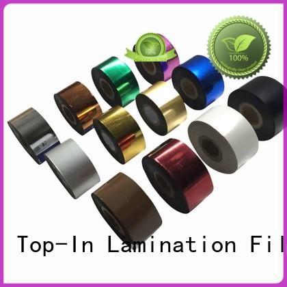 transfer gold foil printing manufacturer for wedding cards Top-In