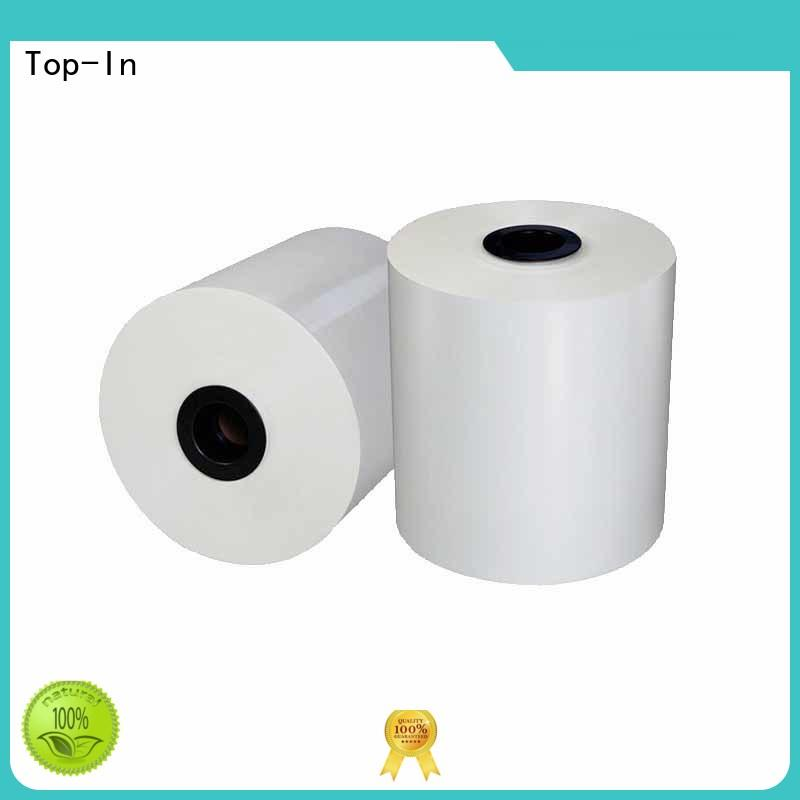 21mic white bopp best seller for posters