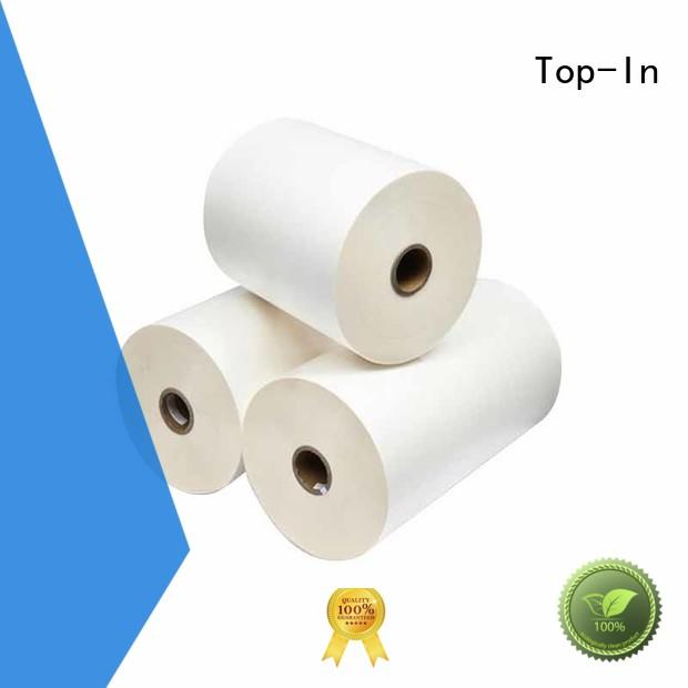 Top-In 15mic bopp plastic supplier for posters