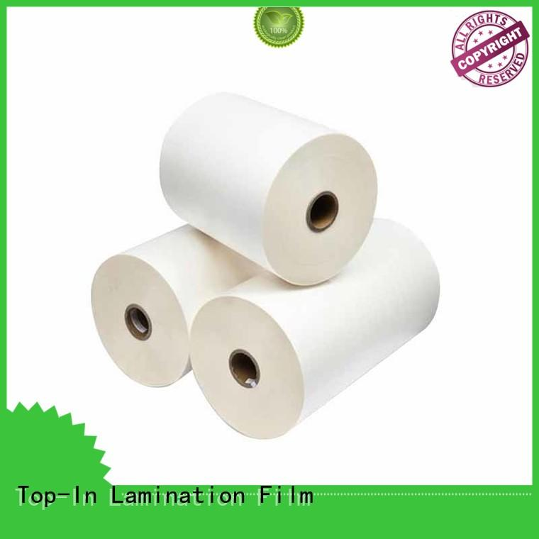 Top-In polyethylene film wholesale for picture albums