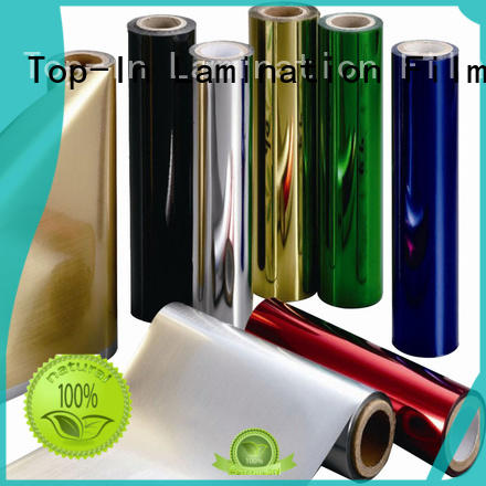 PET Metalized film 20mic & 24mic for gold, silver, red blue color...