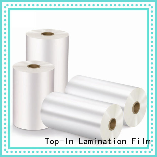 Top-In bonding super bonding film personalized for picture albums