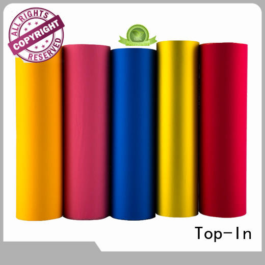 Top-In different color velvet film personalized for digital prints
