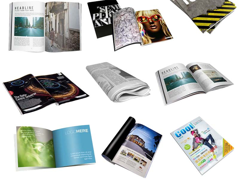 Top-In digital laminates customized for magazines-6