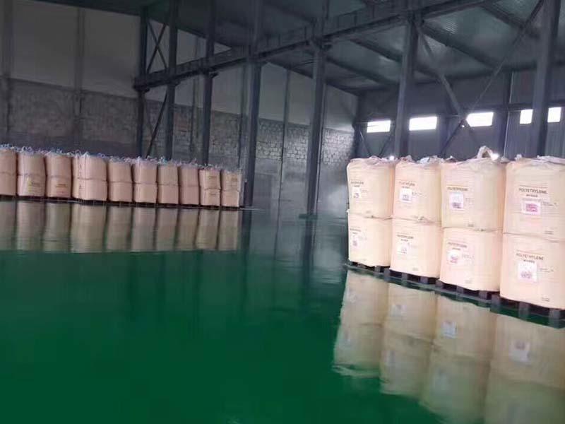 Glue material stock