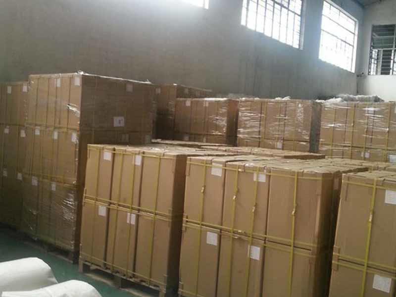 Half packed Bopp film 25mic matt to South american markets