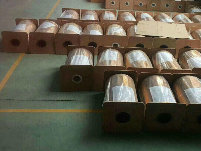 Top-In metalized pet well designed for medicine packaging