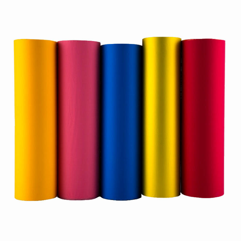 30mic Soft touch film with different colors