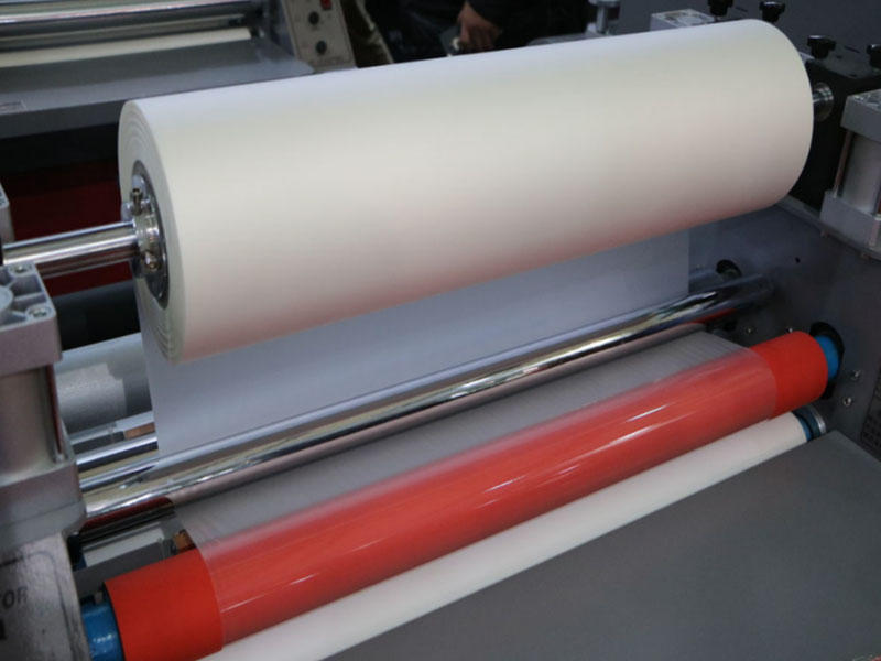smooth soft touch film factory for advertising prints