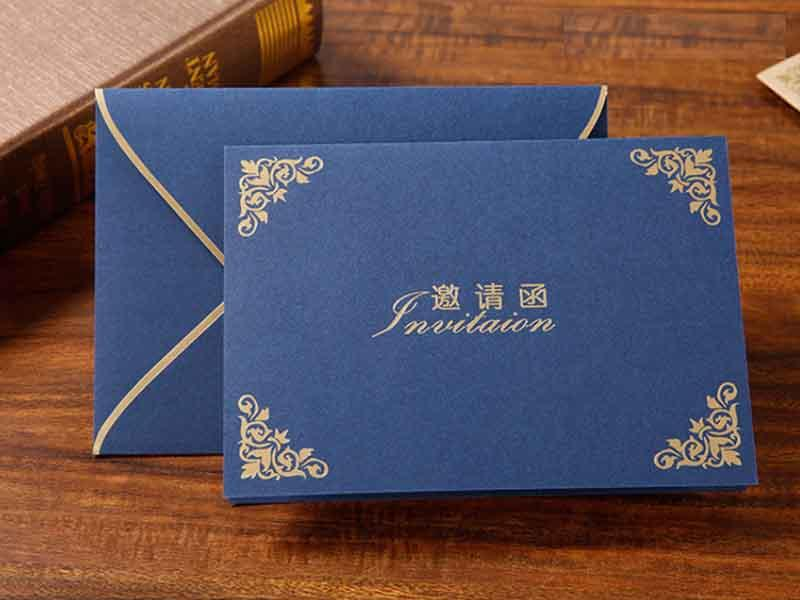 Top-In hot stamping heat transfer film personalized for birthday greeting cards