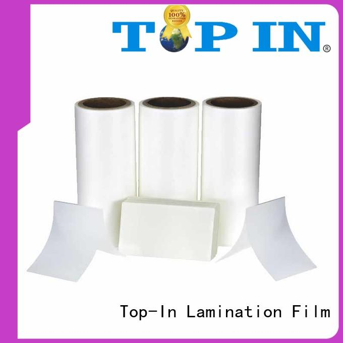 glossy picture albums thermal posters Top-In Brand Anti-scratch film supplier