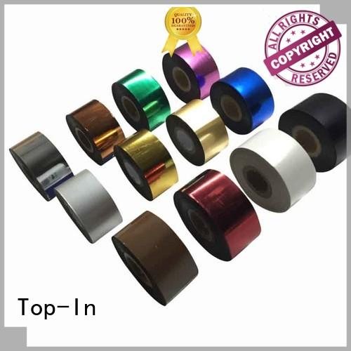 laser foil printing optical effects various colors Warranty Top-In