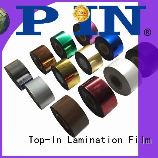 various Toner foil personalized for certificates