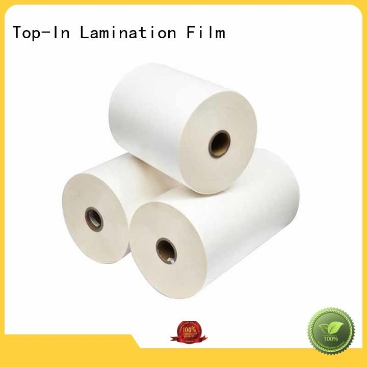 Top-In bopp film manufacturer for picture albums