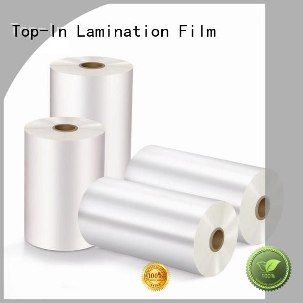 Top-In digital laminates customized for magazines