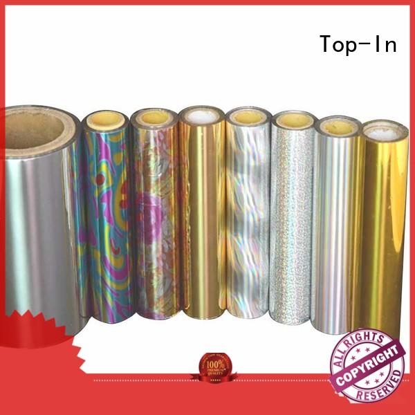 colorful holographic paper series for cigarette packets Top-In