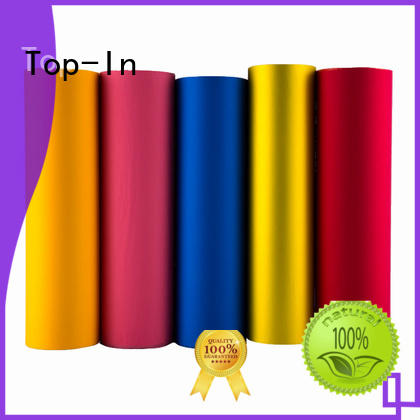 Top-In black velvet film wholesale for paper box