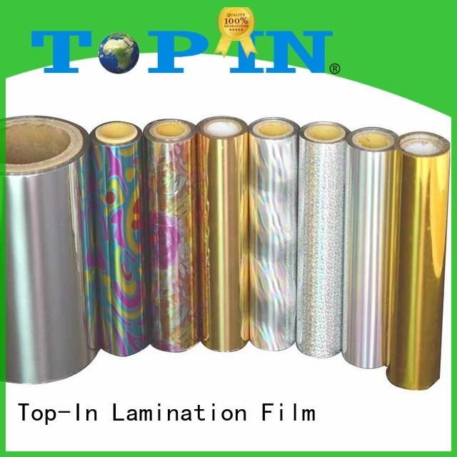 Hot medicine boxes holographic lamination film toothpaste boxes Top-In Brand