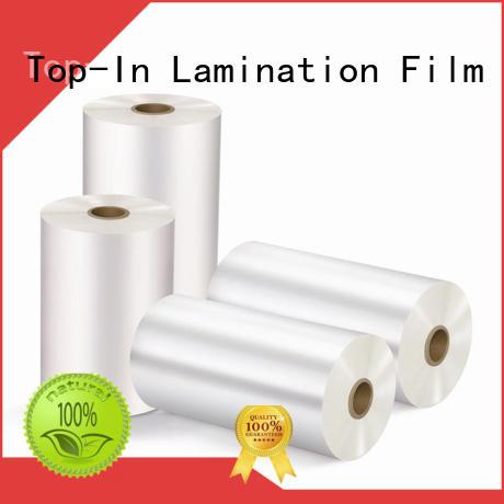 thinner super bonding film well designed for magazines