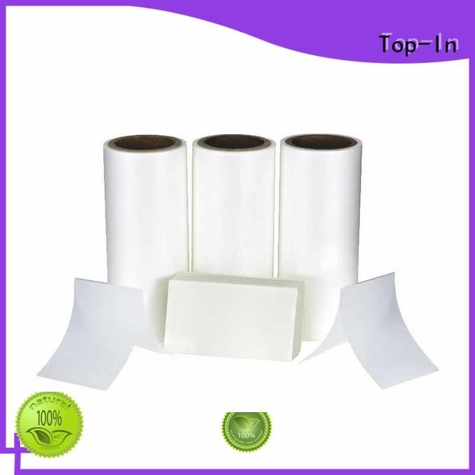 Top-In protective layer bopp eva best seller for paper box