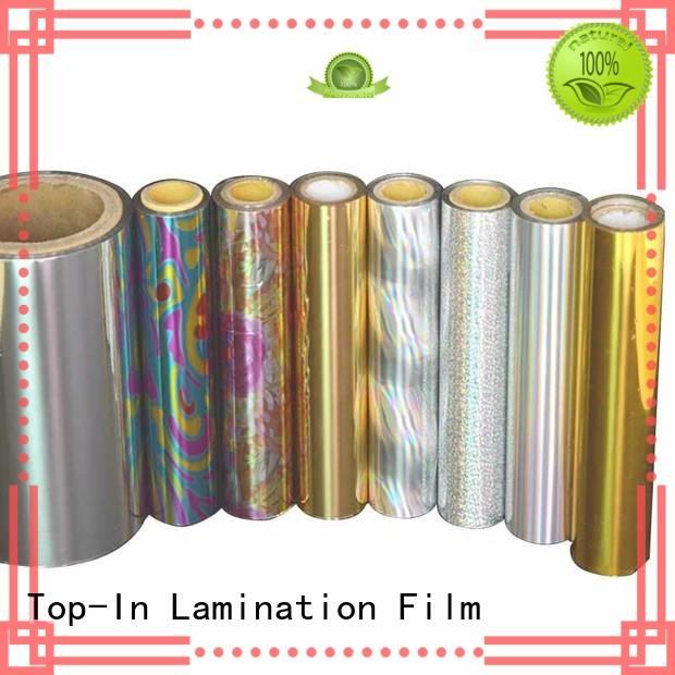holographic lamination film refractive effects cost-efficient holographic film Top-In Brand