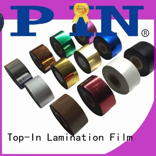 printing transfer various colors Toner foil digital Top-In