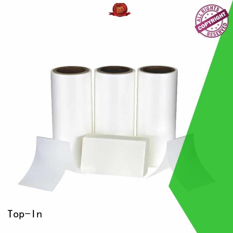 tensile Anti-scratch film promotion for packaging