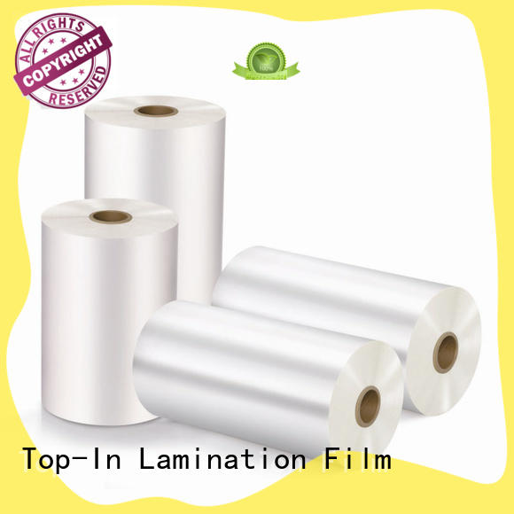 Top-In digital laminates personalized for posters