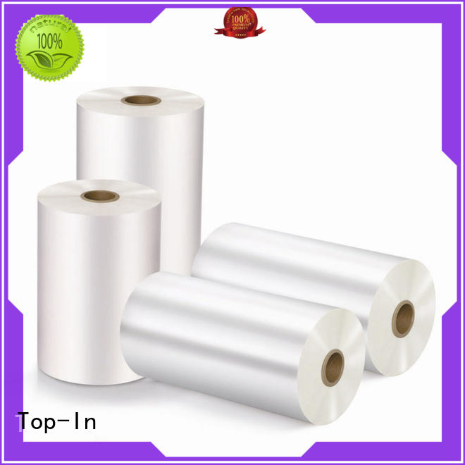 Top-In super bonding film wholesale for posters