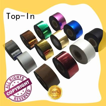 Top-In hot stamping foil factory price for wall pictures