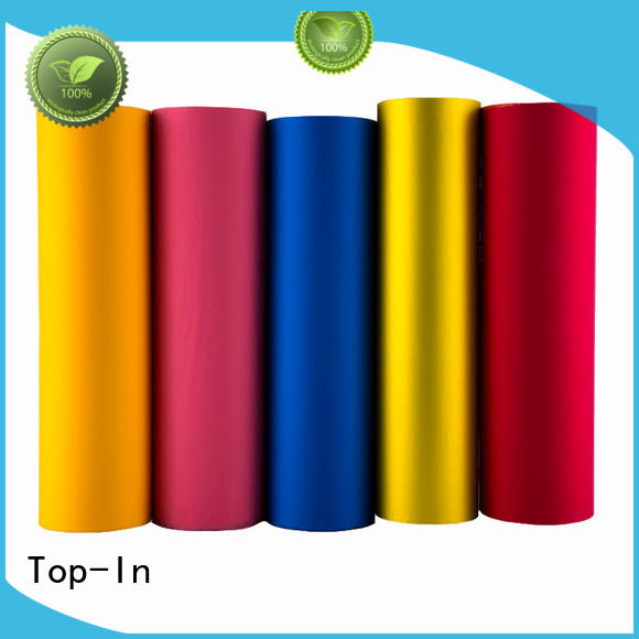 different color soft touch film wholesale for paper box