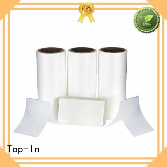 Top-In tensile bopp eva directly sale for brochures