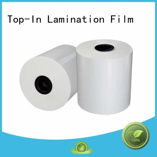24mic white bopp directly sale for posters