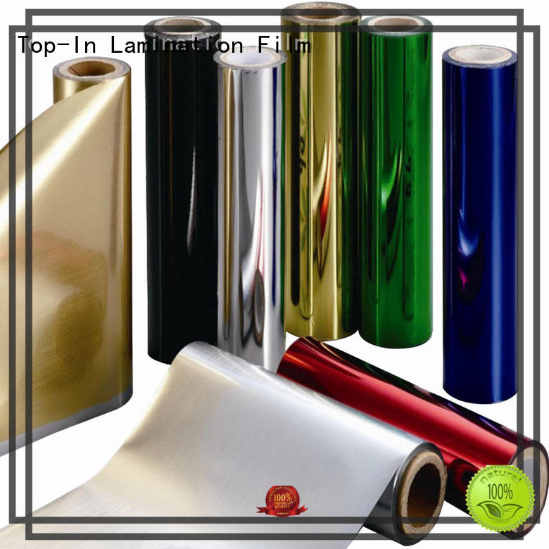 Quality Top-In Brand decoration pet foil
