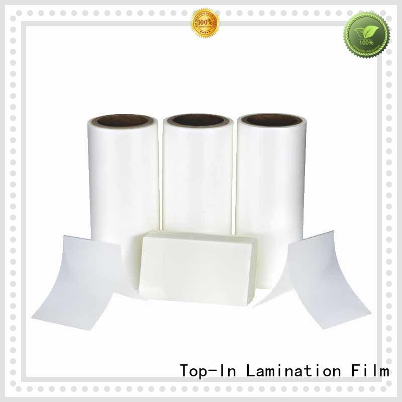Top-In best selling Anti-scratch film promotion for packaging