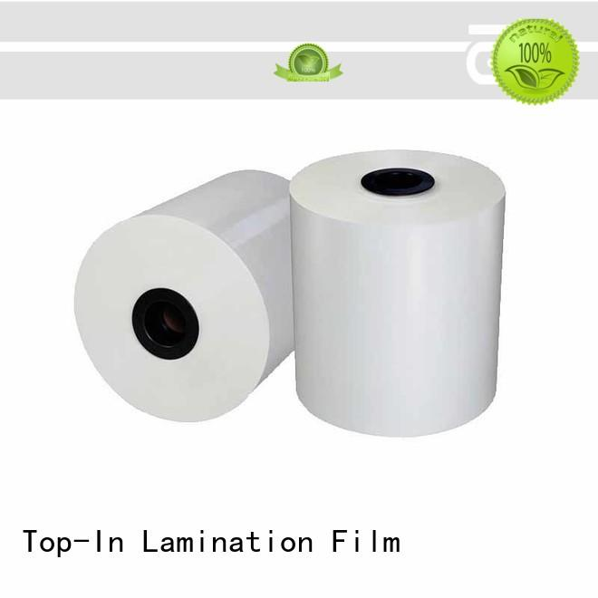 30mic white bopp best seller for posters