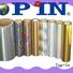 Top-In holographic film directly sale for gift-wrapping paper