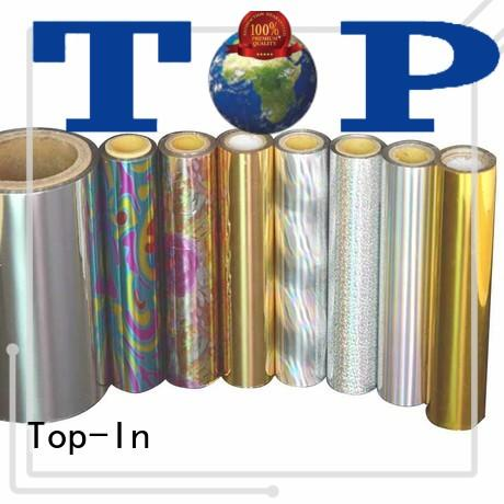 durable holographic foil series for gift-wrapping paper