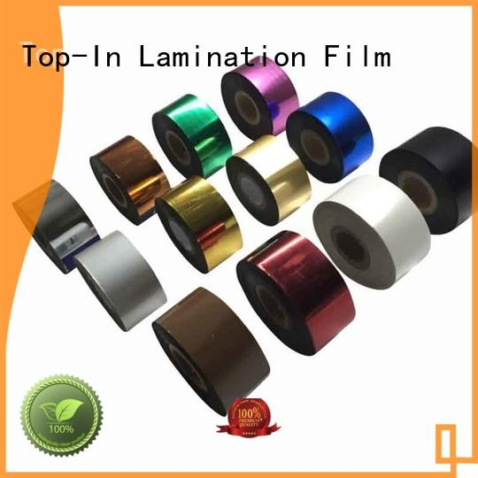 Top-In various heat transfer film manufacturer for birthday greeting cards