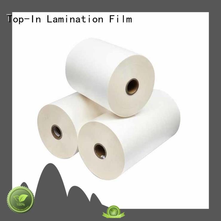 30mic bopp lamination series for magazines
