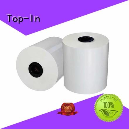 gloss white bopp from China for posters